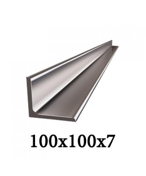 Уголок 100x100x7