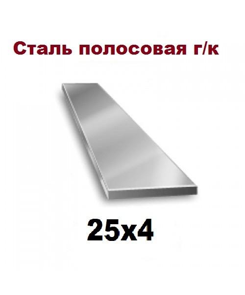 Полоса 25x4