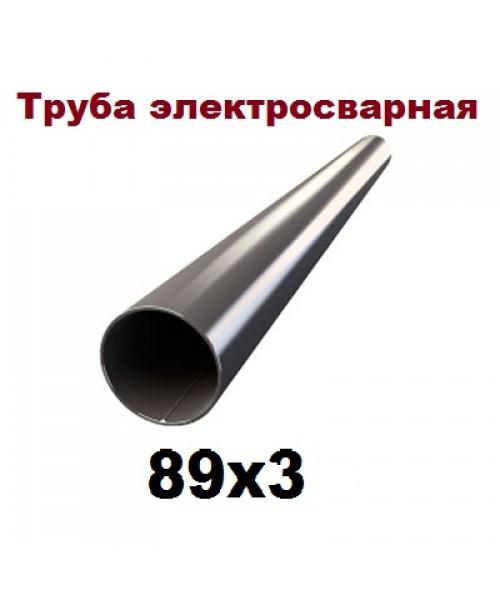 Труба электросварная 89*3