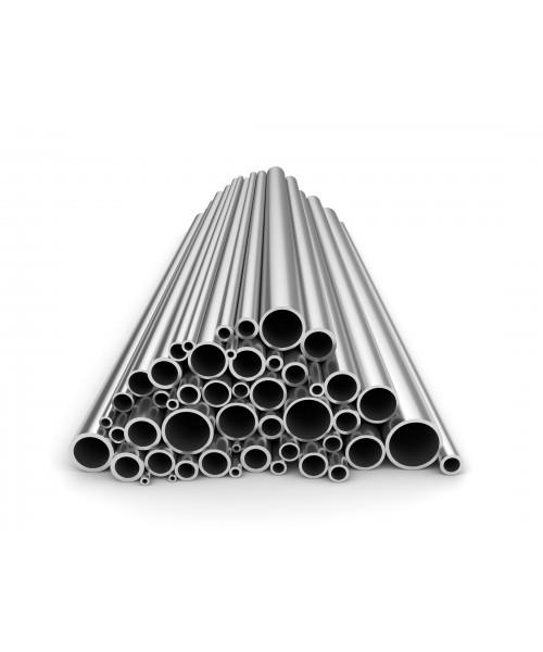 Трубы стальные электросварные оцинкованные- 89*3,5