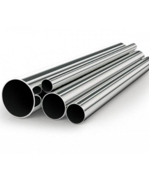 Трубы стальные электросварные оцинкованные - 133*4,5
