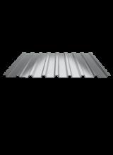Профнастил С-21 0,6 мм оцинкованный