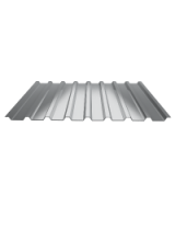 Профнастил С-21 0,5 мм оцинкованный